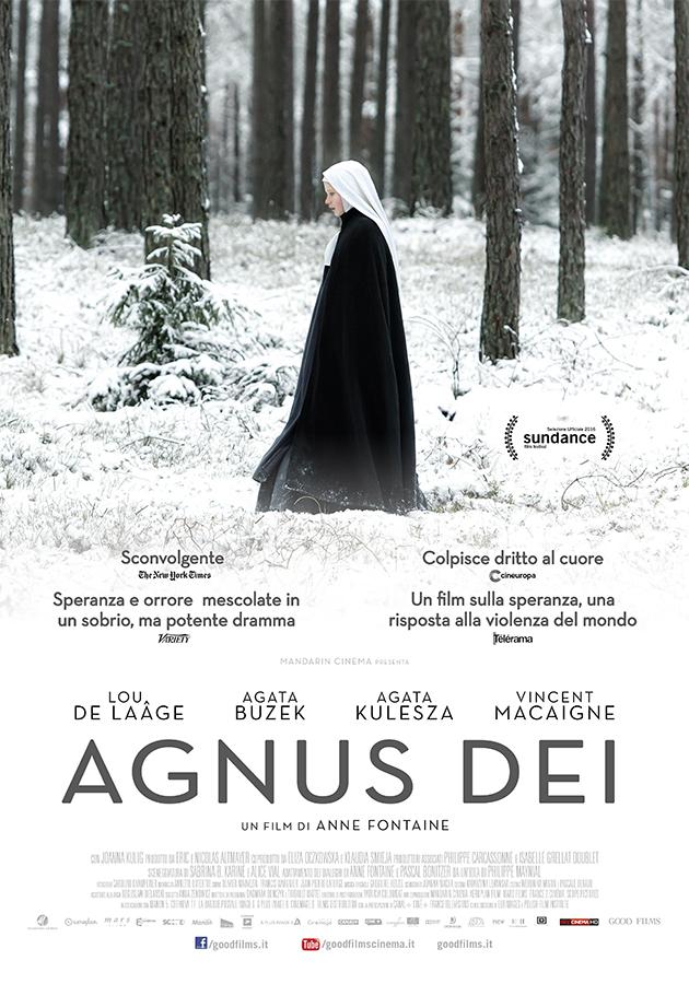 Agnus Dei Locandina