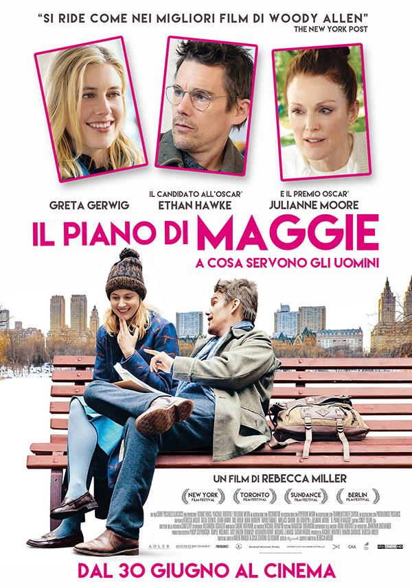 Locandina - Il piano di Maggie